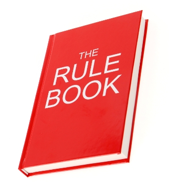 Rule book image