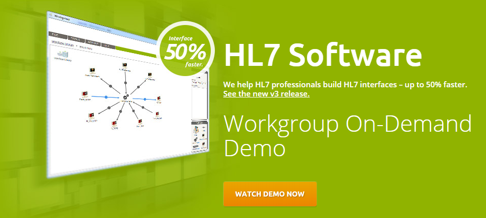 HL7 Tool - Workgroup